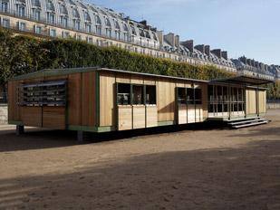 Jean prouv available houses galerie patrick seguin - Maison jean prouve nancy ...