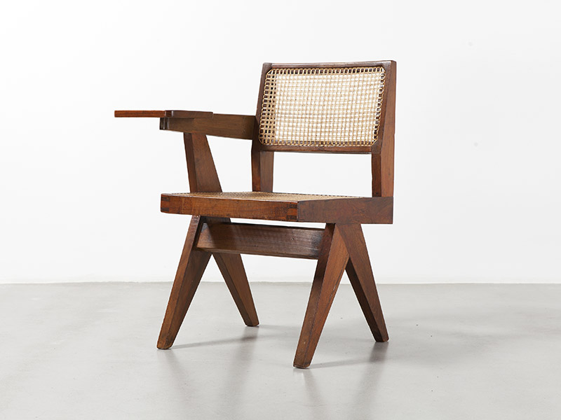pierre_jeanneret_Writing_chair_1