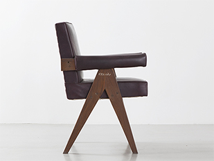 Office-chair-brown