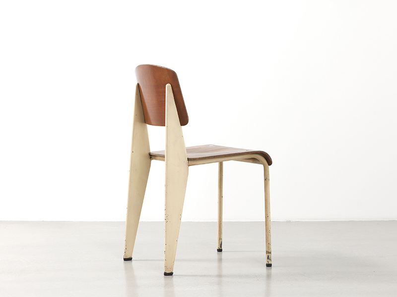 jean-prouve-yellow-metropole-chair-1