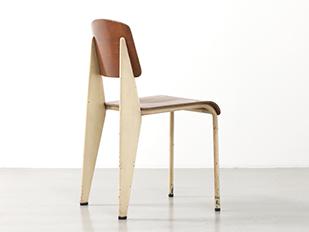 jean-prouve-yellow-metropole-chair