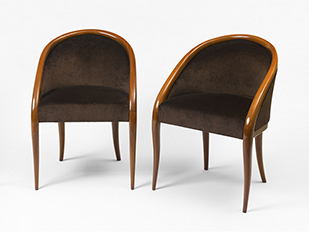 jean-royere-crapaud-armchairs