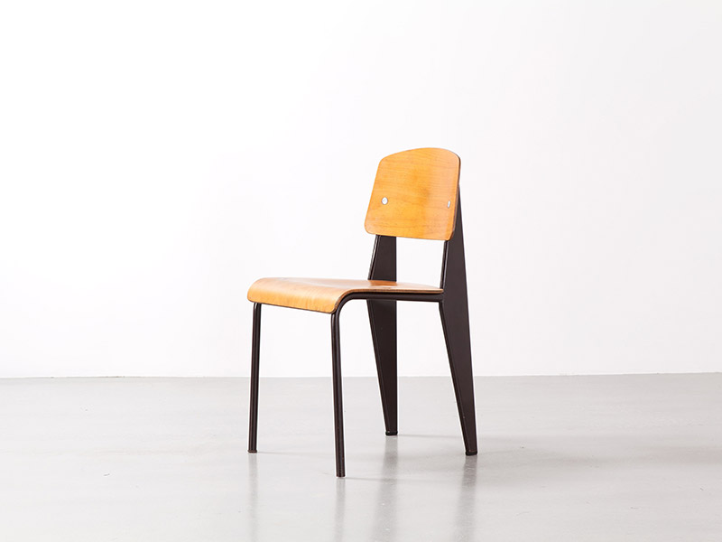 jean-prouve-brown-metropole-chair1
