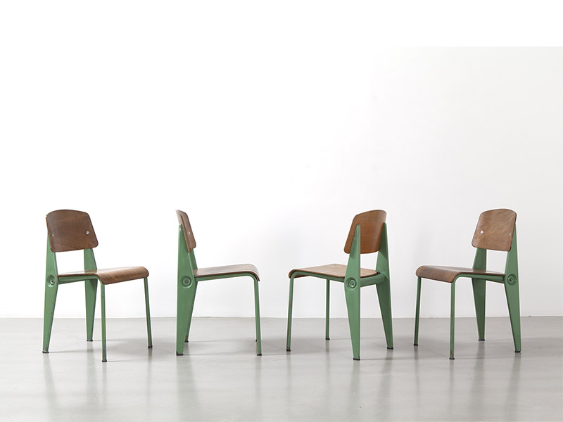 jean-prouve-green-demontable-chairs1