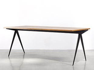 jean-prouve-large-compas-table-wood-top