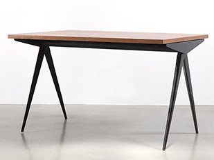 jean-prouve-small-compas-table-wood-top
