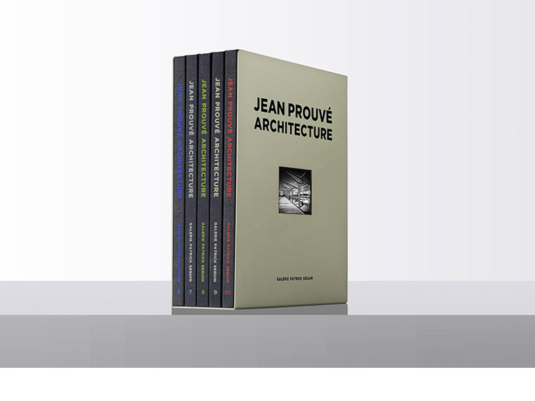 JEAN PROUVÉ ARCHITECTURE