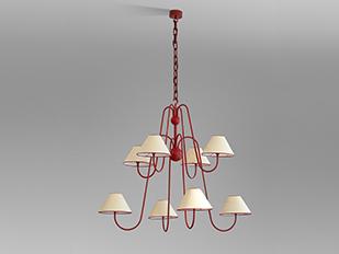 jean-royere-bouquet-ceiling-lamp