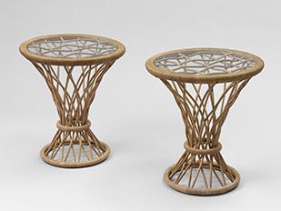 jean-royere-pedestal-tables