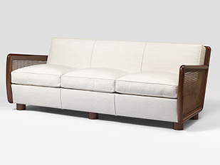 jean-royere-sofa-set-wicker