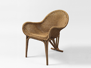 jean-royere-tripod-armchair