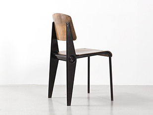 Exceptionnel 300 Demountable Chair, Variante Tropique, 1951 ...