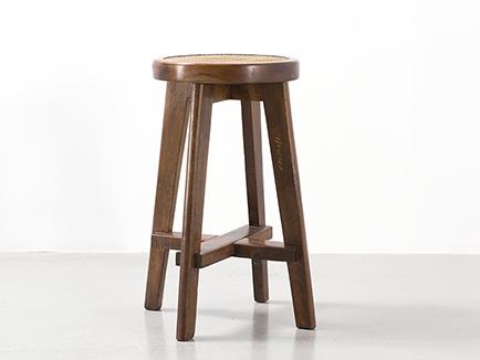 pierre-jeanneret-stool