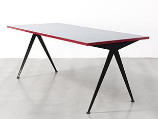 Ultra Jean Prouvé - Furniture - Galerie Patrick Seguin JE-01