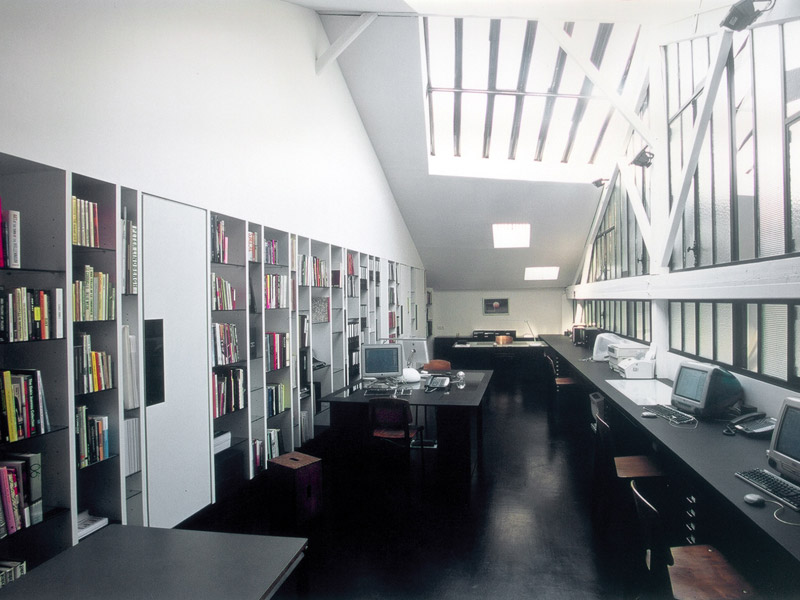 Offices Designed by Jean Nouvel