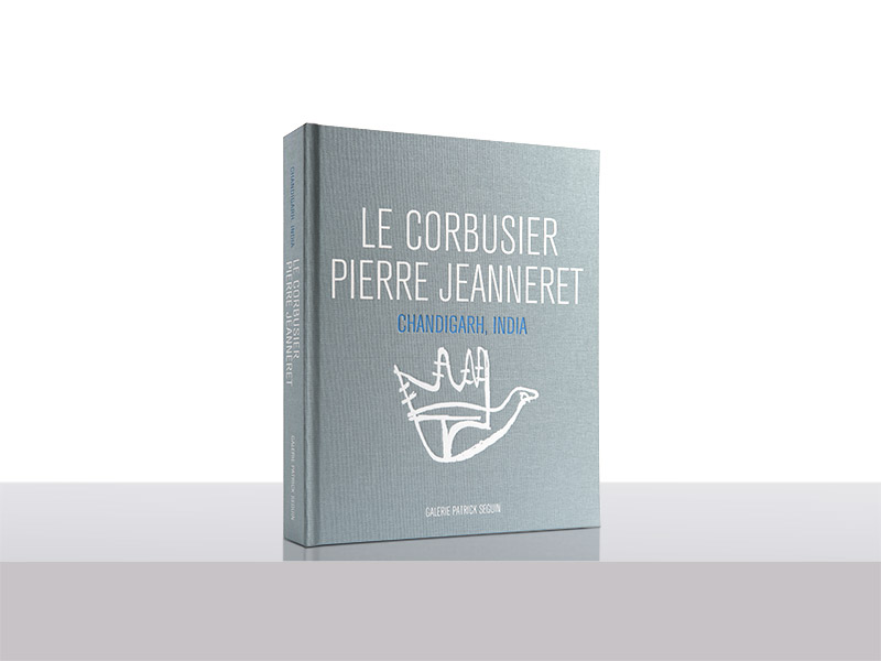 Couverture Le Corbusier Pierre Jeanneret Chandigarh