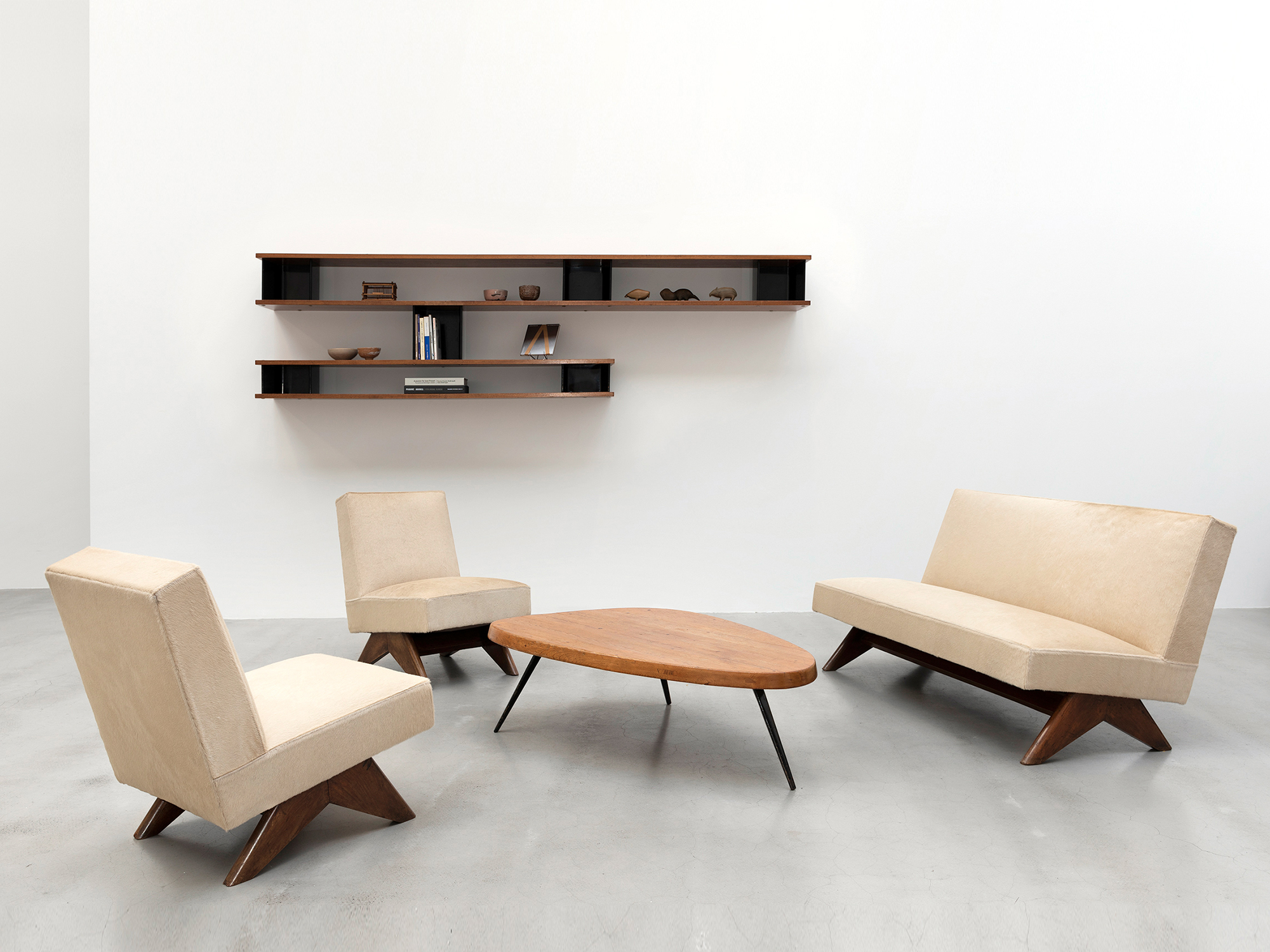 PIERRE JEANNERET & CHARLOTTE PERRIAND