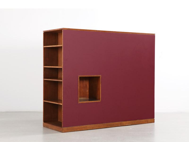 Le corbusier charlotte perriand armoire 1956 59 for Le corbusier meuble