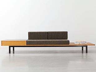 charlotte perriand inventaire galerie patrick seguin. Black Bedroom Furniture Sets. Home Design Ideas