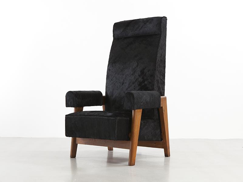 Le corbusier pierre jeanneret fauteuil pr sident galerie patrick seguin - Fauteuil le corbusier prix ...