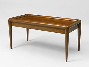 jean roy re paire de tables basses ca 1955 galerie patrick seguin. Black Bedroom Furniture Sets. Home Design Ideas