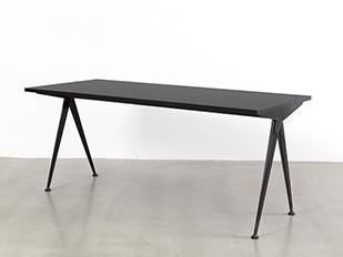 jean-prouve-table-compas-noire