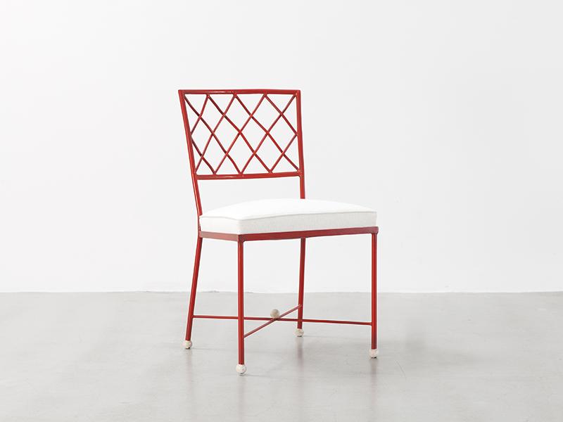 jean-royere-chaise-croisillon-rouge-1