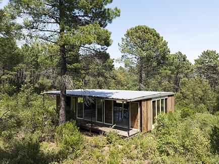 Jean prouv architecture maisons d montables galerie patrick seguin - Maison de jean prouve ...