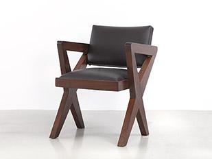 pierre-jeanneret-fauteuil-cross