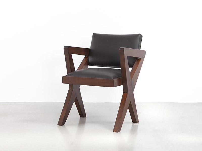 pierre-jeanneret-fauteuil-cross1