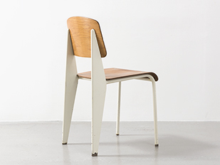 jean-prouve-chaise-metropole-blanche