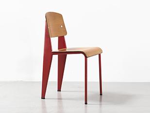 jean-prouve-chaise-metropole-rouge