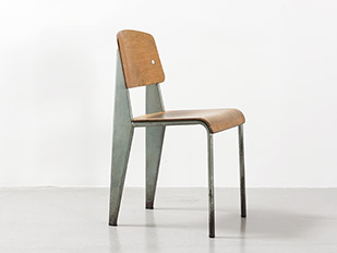 jean-prouve-chaise-metropole-vert-emaille